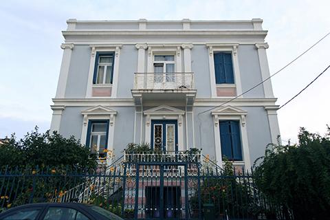 Οικία Παυλή – Αναστασέλλη