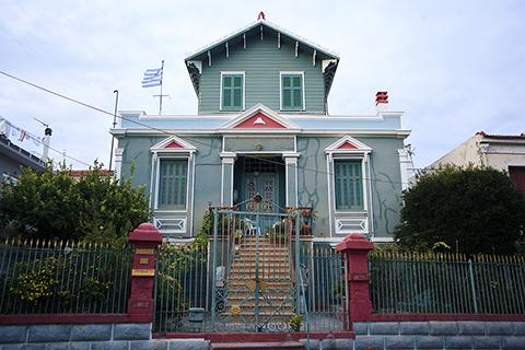 Οικία Τζέιμς Αριστάρχη